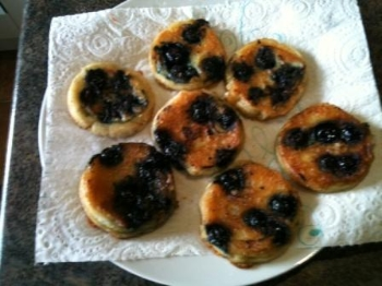 Blueberry Crumpet 1-948