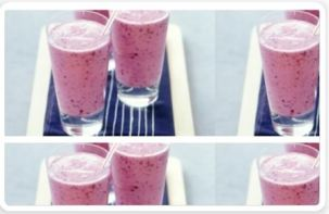 Very Berry Smoothie W