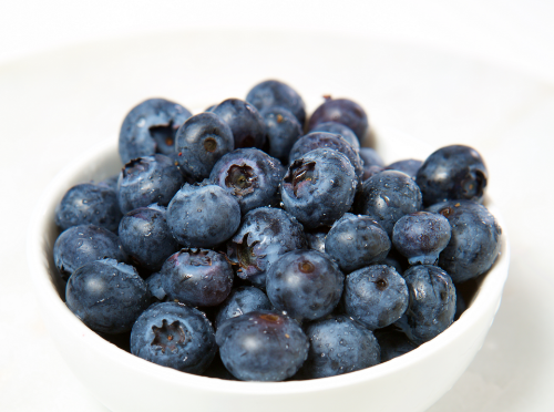 Orchard Gold Blueberries Bowls 18-372